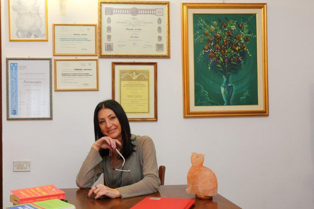 Dott.ssa Ferrara - Psicologo Vicenza